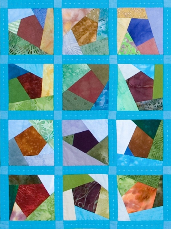 Beginners' Patchwork - Afternoons